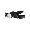 MS HD Power MS-Silver ULC US Power Cord (1.5m)