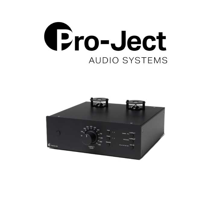 Pro-Ject Audio Systems Tube Box DS2 Phono Stages